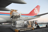 Cargolux marks start of HNCA partnership with new route