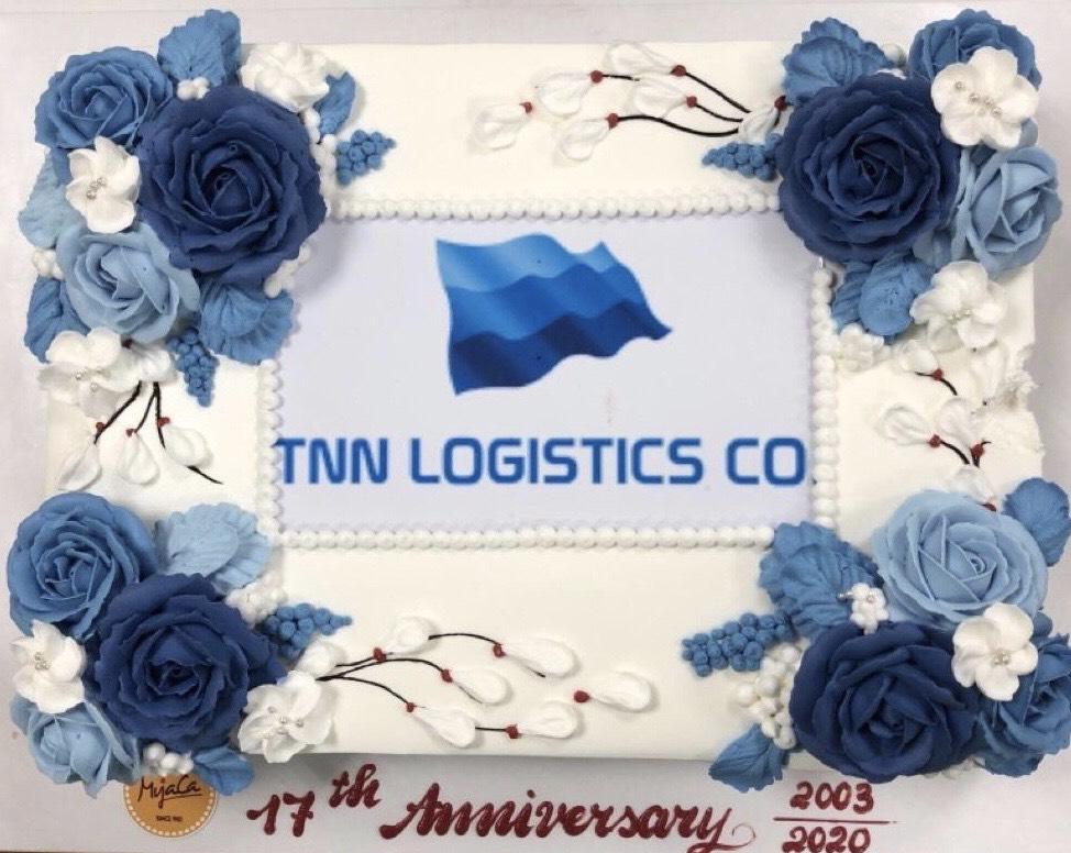 The 17th founding anniversary of TNN Logistics (June 18, 2003 – June 18, 2020)