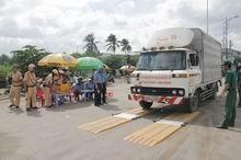 Thủ tướng Chính phủ chỉ đạo siết chặt kiểm soát tải trọng xe