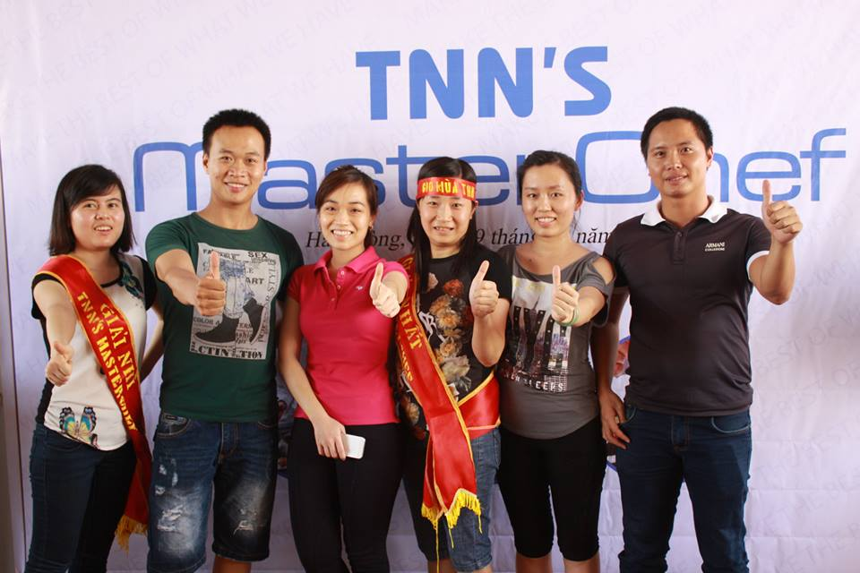 TNN's Masterchef 2014 – Kỉ niệm ngày Phụ nữ Việt Nam 20.10.2014